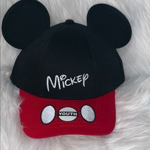 Mickey Mouse youth hat
